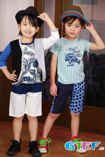 �L格清新  Barock男孩/Schnee女孩童装品牌