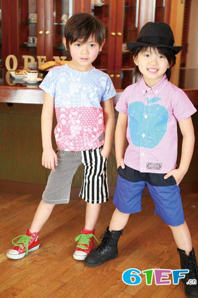 Barock男孩/Schnee女孩童装品牌 ,潮娃的舞台