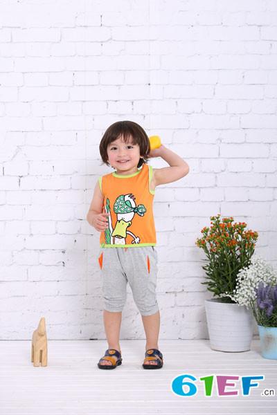 【招商】开店加盟棉果果童装,做实力品牌加盟