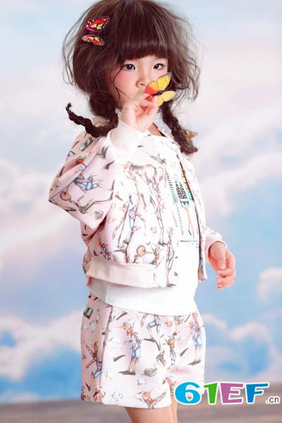 可可鸭童装品牌  引领时尚 追求卓越