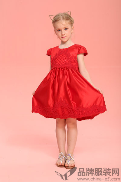 Folli Follie童装品牌 打造不可复制的潮牌家庭概念