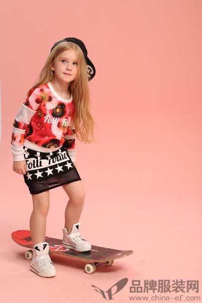 Folli Follie童装品牌 ,新一代宝宝的追求