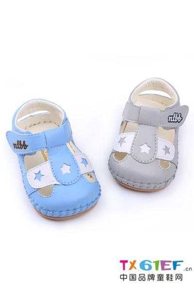 娜拉宝贝成长鞋 方便宝宝穿着
