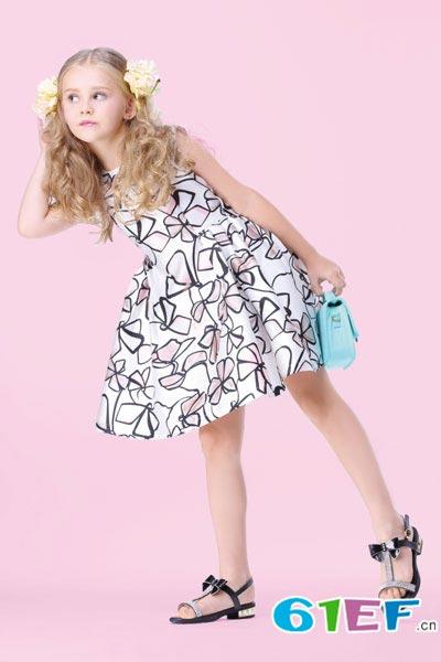 童年童样童装品牌简约大气,品味典雅