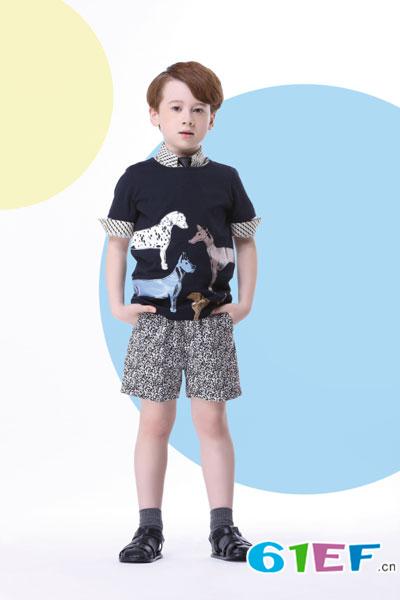 童年童样童装品牌针对不同市场而采取直营、联营、经销等经营方式