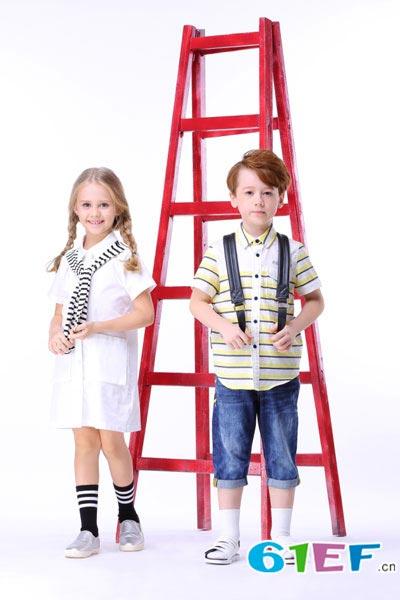 【招商】童年童样童装品牌 引领时尚潮流先锋
