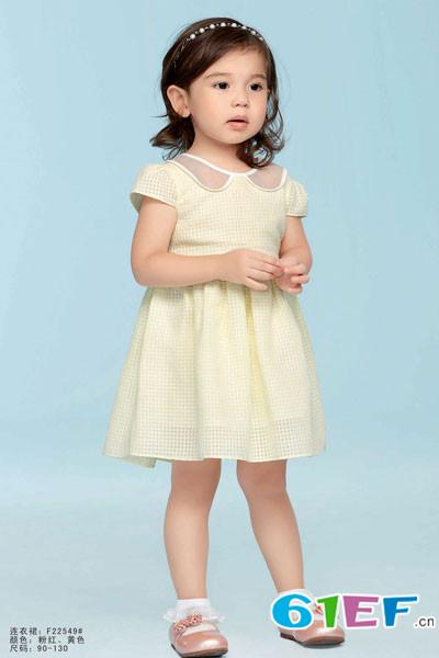 春季新品 童装品牌卡莎梦露  保障加盟商的合理利润