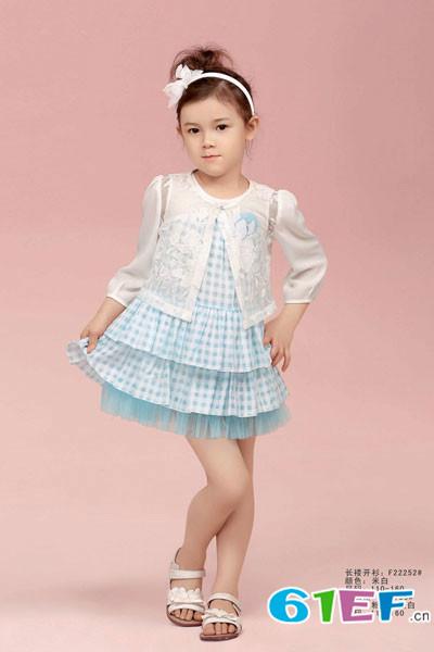 卡莎梦露童装品牌 在同行中脱颖而出发展壮大