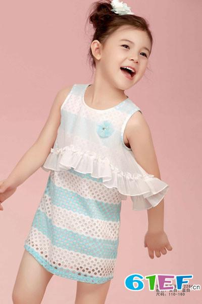 童装加盟 火爆招商中  卡莎梦露童装品牌