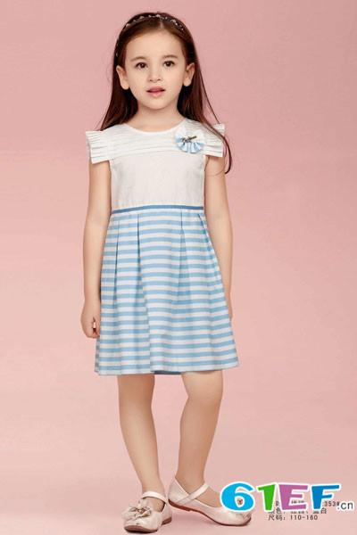 女童 加盟  卡莎梦露童装品牌 保证服饰的新颖、高贵