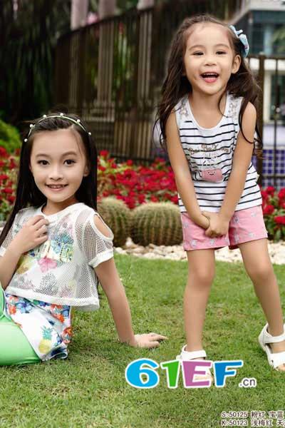 贝布熊童装品牌 期待为孩子们创造更好的产品