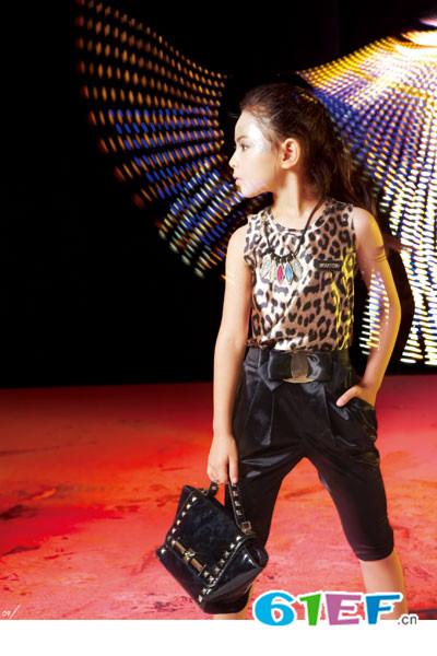 布衣班纳童装品牌 潮人家长为孩子的选择