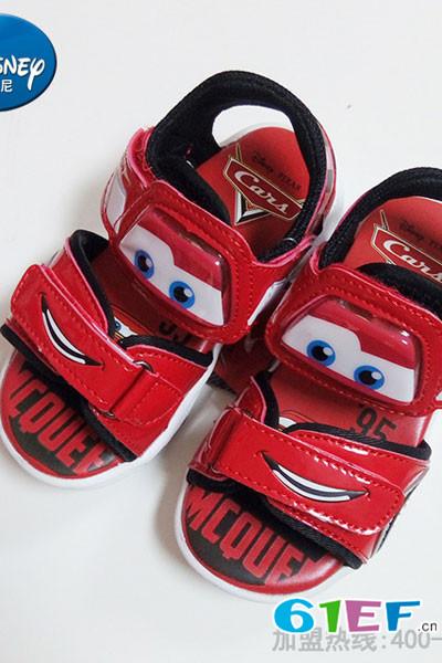 迪士尼童鞋童鞋品牌2016年春夏新品