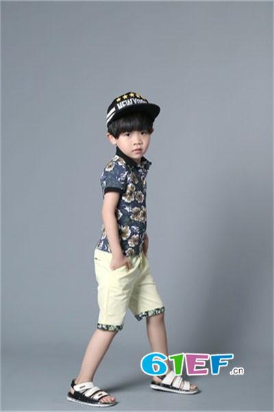 森门童装品牌塑造成为健康、时尚、环保的中国童装品牌