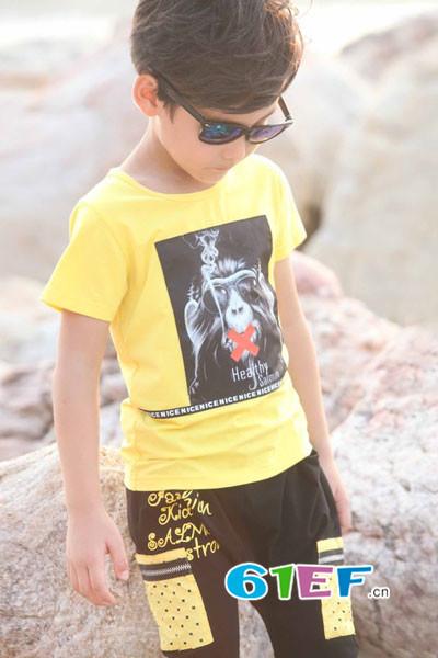 森门童装品牌  创新的品牌内涵