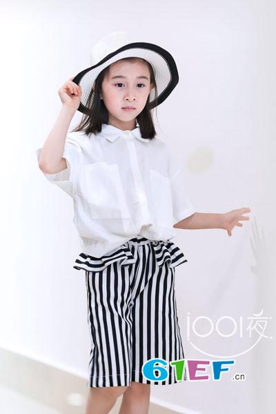1001夜童装品牌  营造一个童话世界