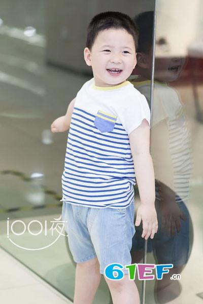 1001夜童装品牌  代表民族和年龄的梦想