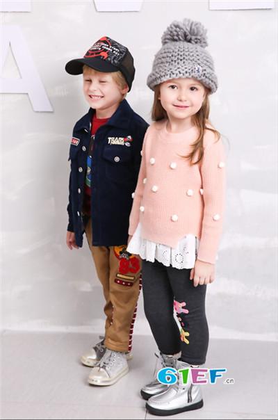 【招商】加盟蒙奇奇童装品牌,具有自身特色品牌