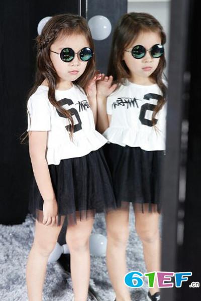 加菲A梦童装品牌 加菲A梦2016春夏新品系列造型款