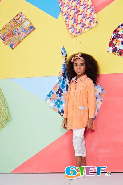 KICCOLY童装品牌 有趣与可爱