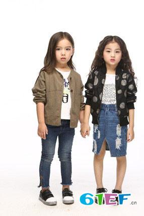 小猪班尼童装品牌2016年春夏新品