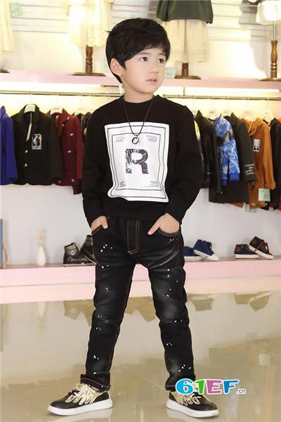 零零柒童品童装品牌   优雅和个性化