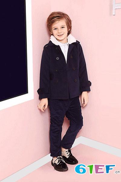 杰米兰帝童装品牌  中国童装行业畅销品牌