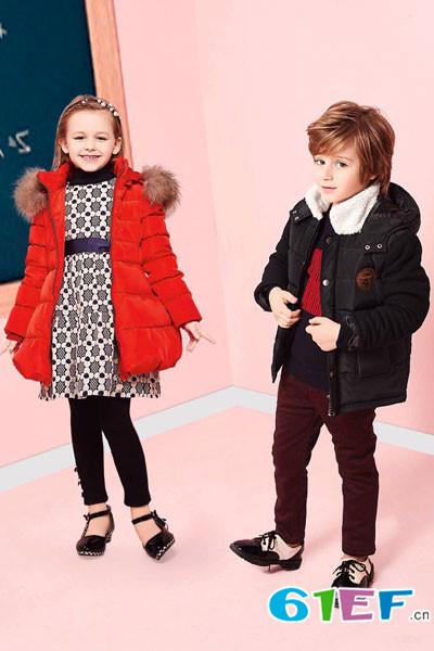 杰米兰帝童装品牌      绚丽的色彩
