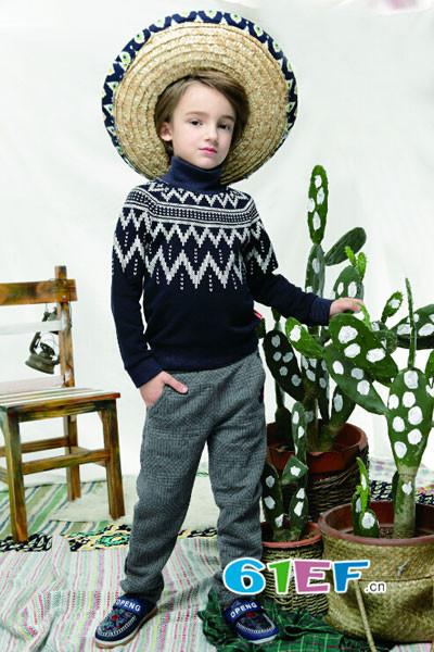 KICCOLY童装品牌2016年秋冬新品
