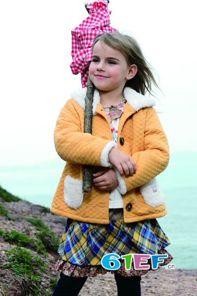 KICCOLY童装品牌 个性的同时又非常有趣与可爱