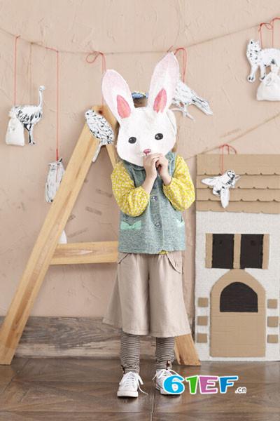 爱佳乐Rag Mart童装品牌 时尚与自然