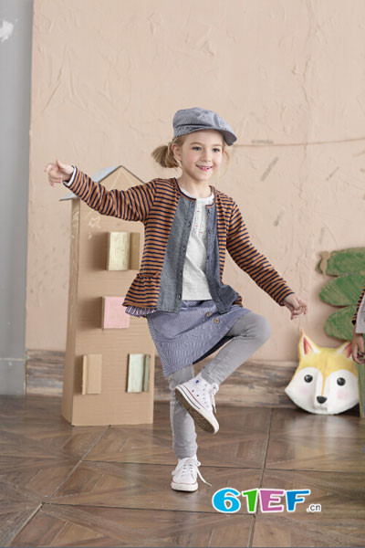 爱佳乐Rag Mart童装品牌 一份童年礼物