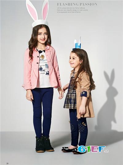 卓维乐童装品牌 舒适的儿童服饰