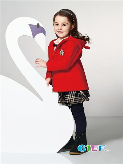 卓维乐童装品牌 时尚的设计