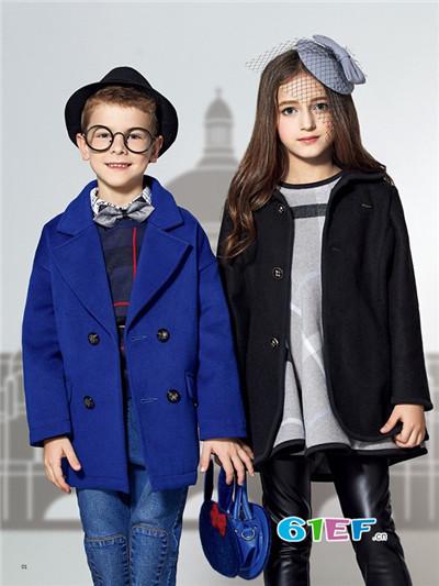 卓维乐童装品牌 汇聚了顶级设计师的智慧