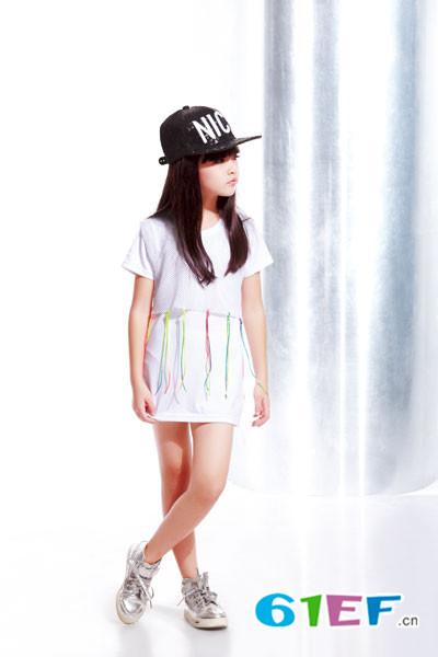 时尚潮流前沿童装 布衣班纳品牌