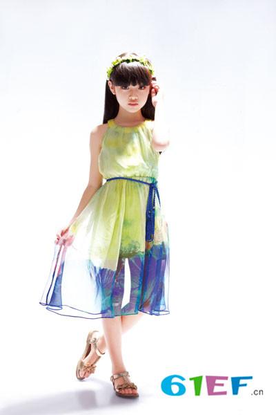 布衣班纳童装品牌 不一样的产品