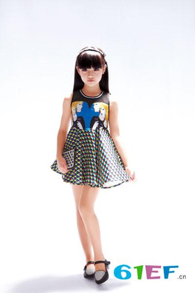 布衣班纳童装品牌 时尚潮流前沿