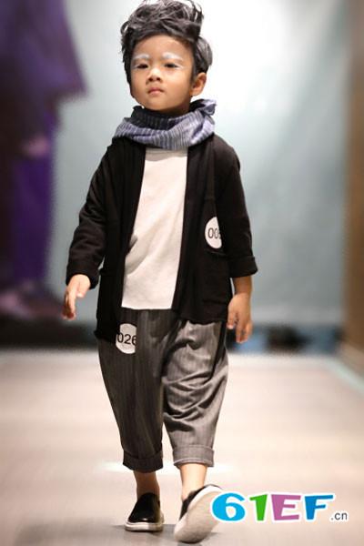 可可鸭童装品牌 打破传统儿童着装理念