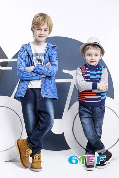 souhait童装  时尚带给孩子快乐