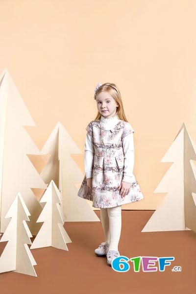 水孩儿souhait童装品牌  独到的设计、环保的面料