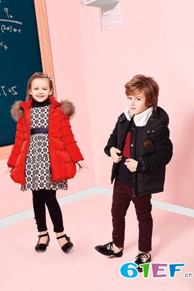 杰米兰帝童装品牌2016年秋冬新品