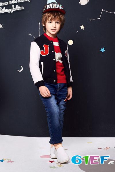 杰米兰帝童装品牌         凸显儿童活泼天真