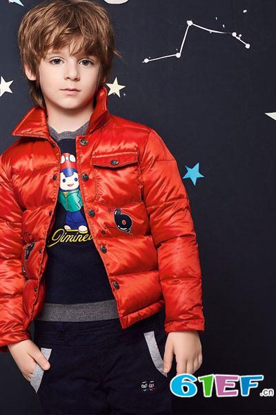 杰米兰帝童装品牌         颜色丰富