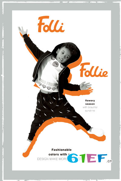 Folli Follie童装品牌2016年秋冬新品