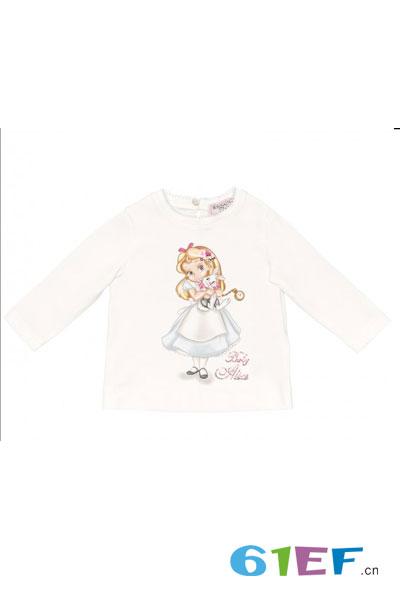Monnalisa jakioo童装品牌2016年秋冬新品