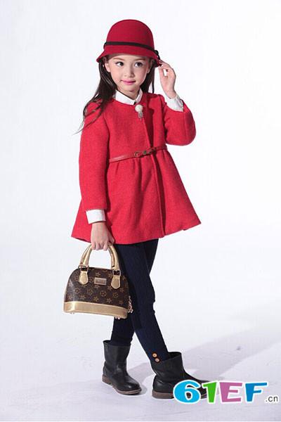 卡叮熊童装品牌2016年秋冬新品