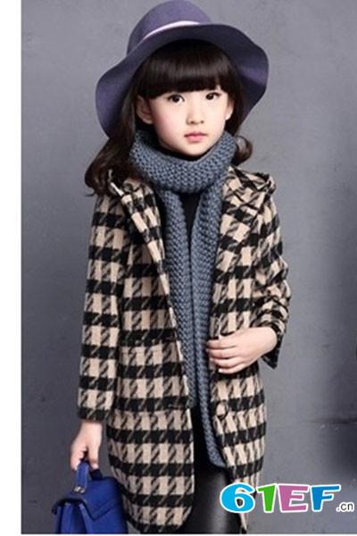 广州童领服饰童装品牌2016年秋冬新品