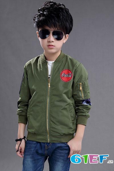 广州童领服饰童装品牌   时尚环保概念