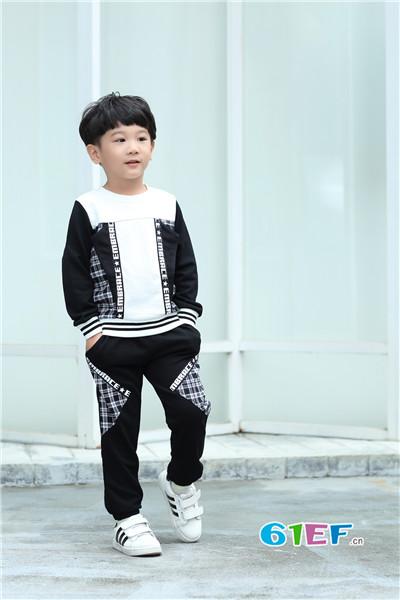 花鱼童话童装品牌2016年秋冬新品